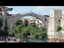 Традиционное состязание по прыжкам с моста прошло в Боснии и Герцеговине