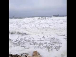 #Шторм #Черноеморе #побережьеболгарии  #Варна #meer #schwarzemeer #sea #blaksea #Bulgaria #teremlux #localguides #storm #sturm