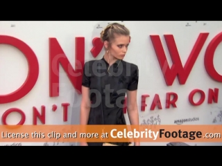 """Abbey Lee Kershaw – Premiere Of """"Don't Worry, He Wont Get Far On Foot"""""""