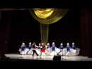 Танец Русская зима
