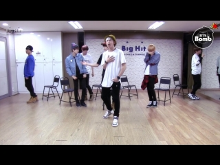 [BANGTAN BOMB] 'Just one day' practice (Appeal ver.).mp4