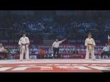 Gazdeliani. T. vs Ito. H.   Финал - 50    Чемпионат Мира KWU 2017