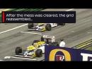 Start Line Chaos | 1987 Austrian Grand Prix
