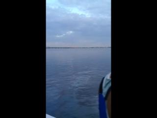 река Волга, г Саратов
