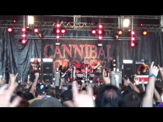 CANNIBAL CORPSE - Hellfest [2015]