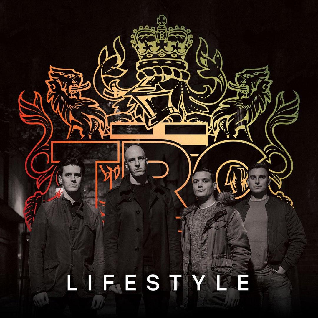 TRC - Lifestyle [EP] (2018)