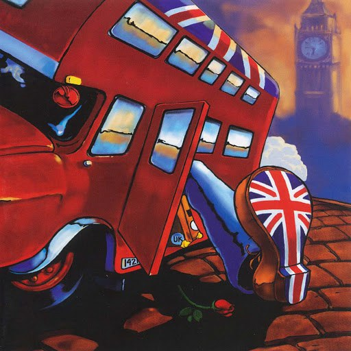 Grateful Dead альбом Steppin' Out With The Grateful Dead (England '72)