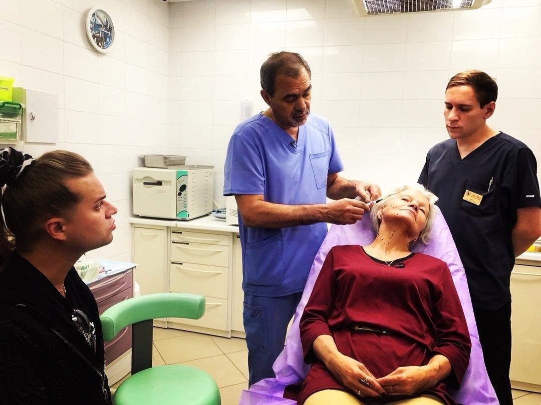 Гоген Солнцев и его жена: как выглядит после операции, фото, какую пластику делала