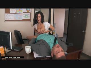 Noelle easton [big tits, work fantasies, natural tits, business woman, blowjob, tittyfuck, pov]