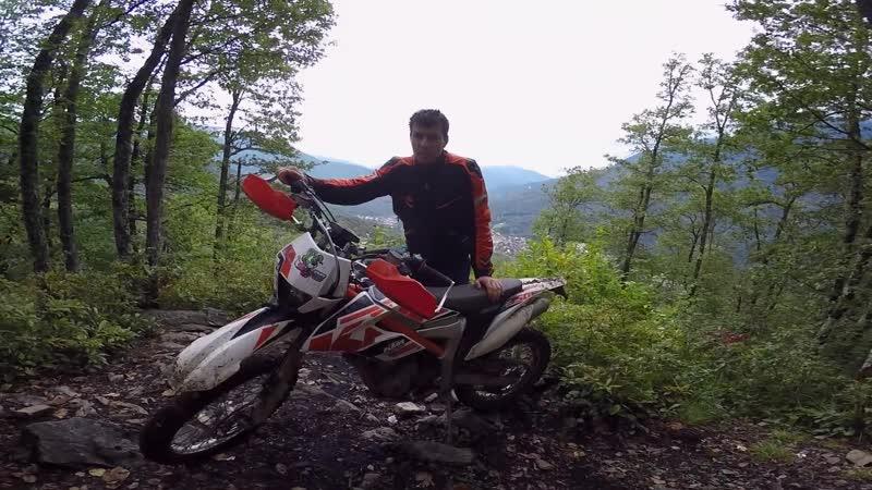 Oбзор мотоцикла KTM Freeride 350, его болячек и тюнячек.