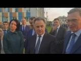 Виталий Мутко в омском микрорайоне