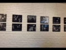 открытие выставки Владимира Филиппова фотографий группы АукцЫон