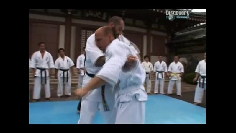 Япония Киокушинкай Карате Тайны боевых искусств