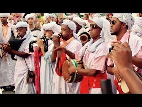 Danse sahraouie 2 رقص صحراوي