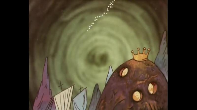 В синем море в белой пене 1984 . Советский мультфильм Мультфильмы. Золотая коллекция