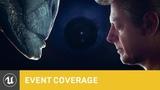 Andy Serkis Digital Human &amp Osiris Black Blended Performance SIGGRAPH 2018 Unreal Engine