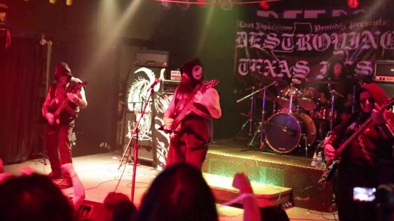 Sadomator Live from Destroying Texas Fest 14 2018