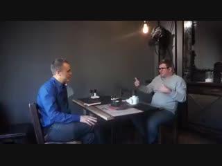 Димой Борисовым (ресторатор номер 1 в Украине)