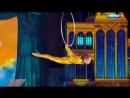 Бесстрашная гимнастка парит под куполом, и вслед за ней взмывают звуки саксофона и рояля…