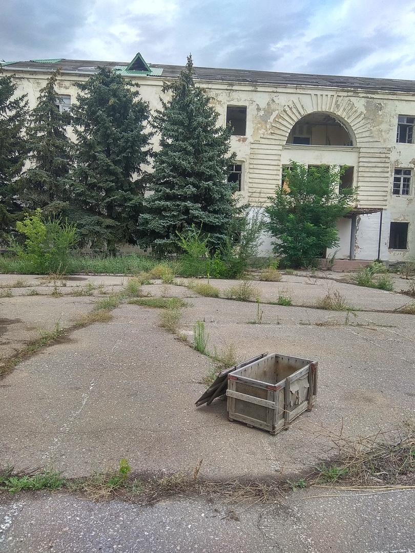 Заброшенная армейская часть и другие забытые места