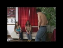 Strip in front of 2 horny girls(CFNM)