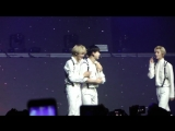 VK180812 MONSTA X fancam - Talk @ THE 2ND WORLD TOUR 'The Connect' in Sao Paulo