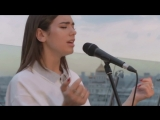 Dua Lipa - Be the One - Moscow Rooftop Acoustic Live Session