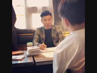 Lim Chang Jung in Instagram 181511