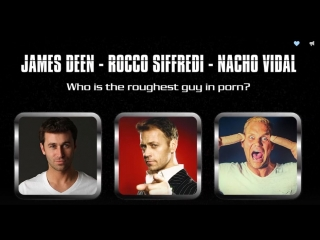 extreme rough sex compilation rocco siffredi vs james deen vs nacho vidal [sex porn порно секс минет, сосет]