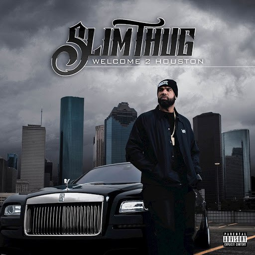 Slim Thug альбом Welcome 2 Houston