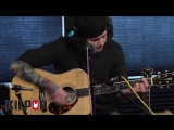 Asking Alexandria Into the fire acoustic session KBPI