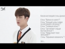 [RUS SUB][25.01.18] Jin for Smart School Uniform