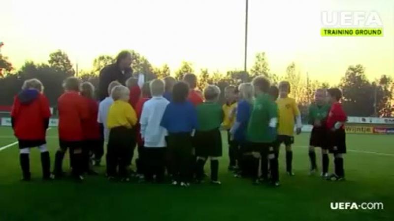Rabota s malyshami UEFA com
