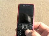 Sony Ericsson C902 Cyber-Shot Phone - Unboxing on the Roof