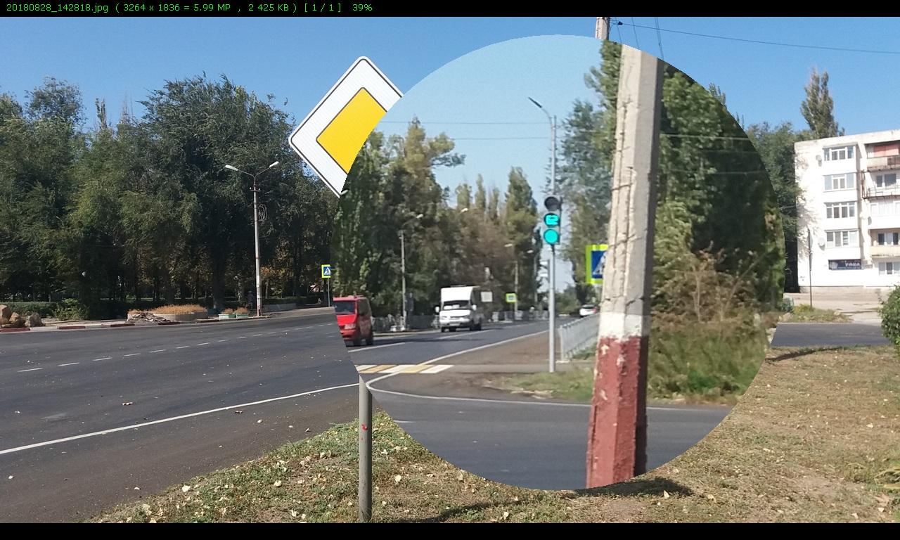 На перекрестках начали работать светофоры