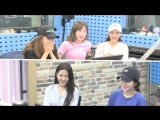 180816 Red Velvet @ SBS-R Power FM Choi Hwa Jung's Power Time
