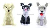 3D Origami Cat &amp Dog 4K - Origami 3D Gatto &amp Cane 4K