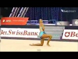 Daria Dmitrieva - Hoop Final WC Minsk 2012