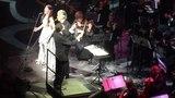 Andrea Bocelli &amp Saara Aalto - Vivo Per Lei - Hartwall Arena, Helsinki 25.1.2015
