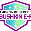 Gorbushkin E-Fest - киберспортивный фестиваль