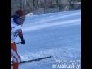 Лыжи Бег в гору