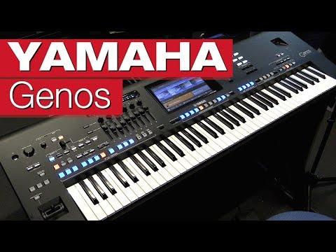 Yamaha Genos Workshop mit Sadi Richter vom 04.05.2018 bei session Walldorf