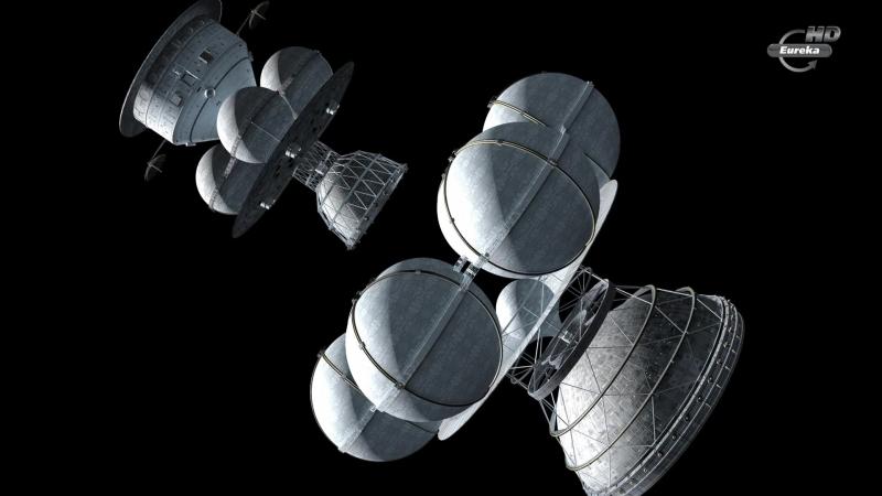 Космические путешествия - 28 - Межзвездный полет
