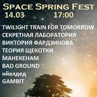 Space Spring Fest, 14-го марта, SCHWEIN
