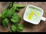 Best Cold Cucumber Soup recipe by SAM THE COOKING GUY
