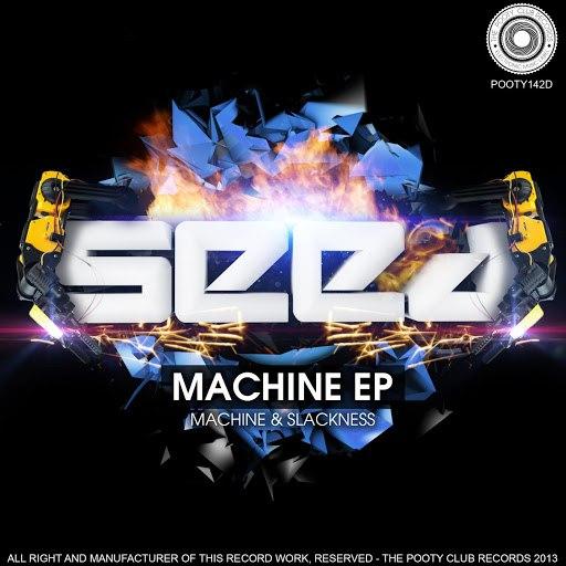 Seed альбом Machine EP