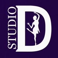 """Логотип Студия танца """"D""""/ Ярославль / для детей взрослых"""