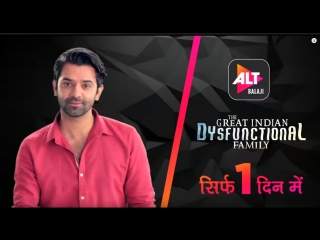 The Great Indian Dysfunctional Family _ Episodes Streaming tomorrow _ Barun Sobt