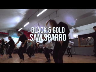 """black & gold"" sam sparro 