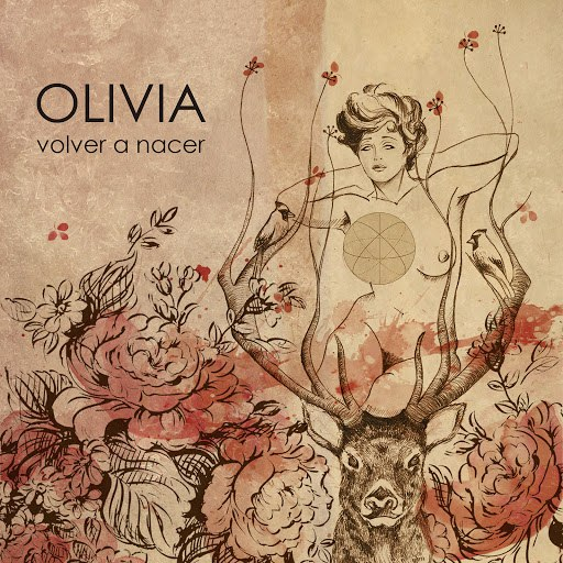 Olivia альбом Volver a Nacer
